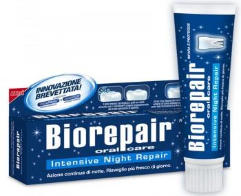 Зубная паста для интенсивного ночного восстановления
