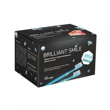 Одноразовая зубная щетка Brilliant Smile (1шт.)